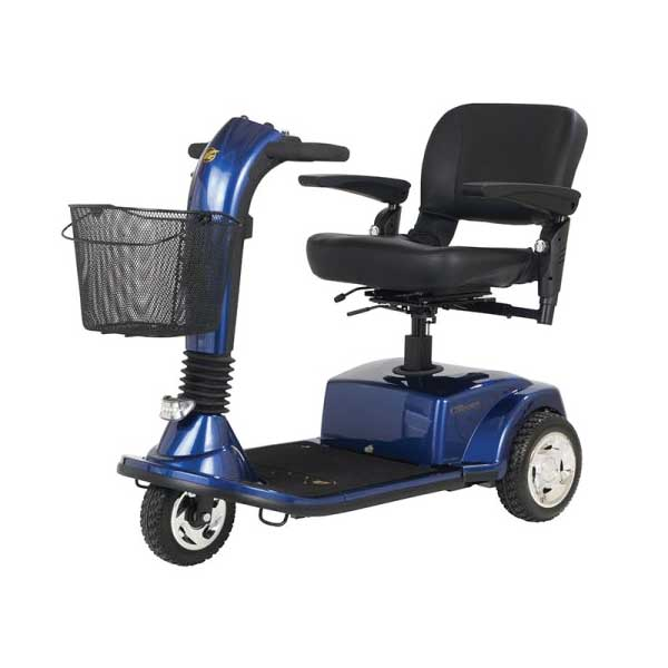 Companion 4 Wheel Mid Size Power Scooter by Golden Technologies