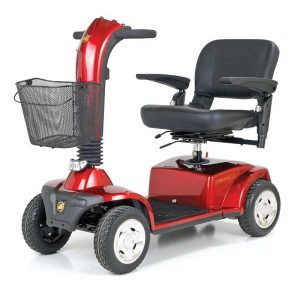Companion 4 Wheel Full Size Power Scooter