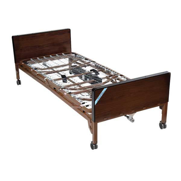Drive Medical Hospital Bed - Delta Ultra Light 1000 Full Electric Bed.