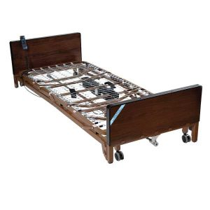 Delta Ultra-Light 1000 Full-Electric Low Bed