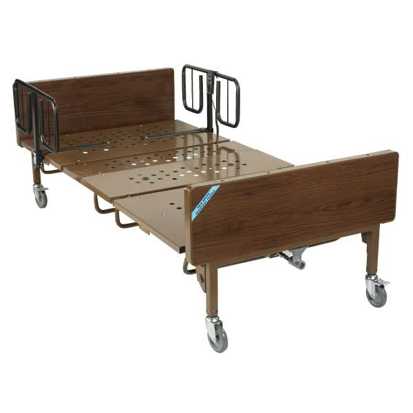 Drive Medical Hospital Bed - Full-Electric Bariatric Bed, 42""