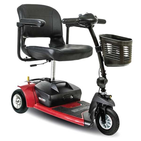 Go-Go Ultra X Power Scooter by Pride Mobility