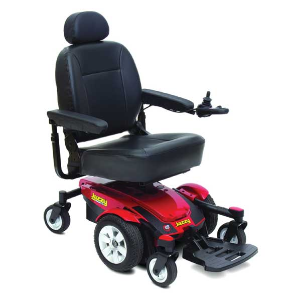 Power Chairs - Jazzy Select 6 from Lewing Medical Supplies
