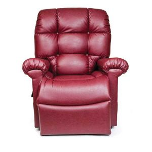 Maxi Comfort Cloud Lift Chair - Red