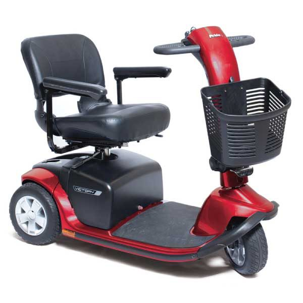 Pride Mobility Power Scooter - Victory 10