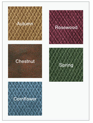 Capri & Monarch Lift Chair Fabric Options