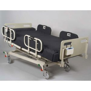 Geriatric Stretcher Bed