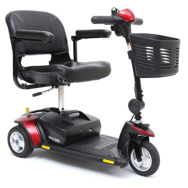 Pride Mobility - Go Go Elite Traveller - Power Scooter