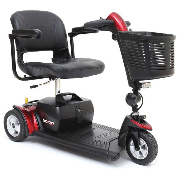 Go Go Sport Power Scooter by Pride Mobility