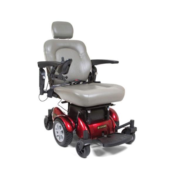 Golden Compass HD Power Chair by Golden Technologies