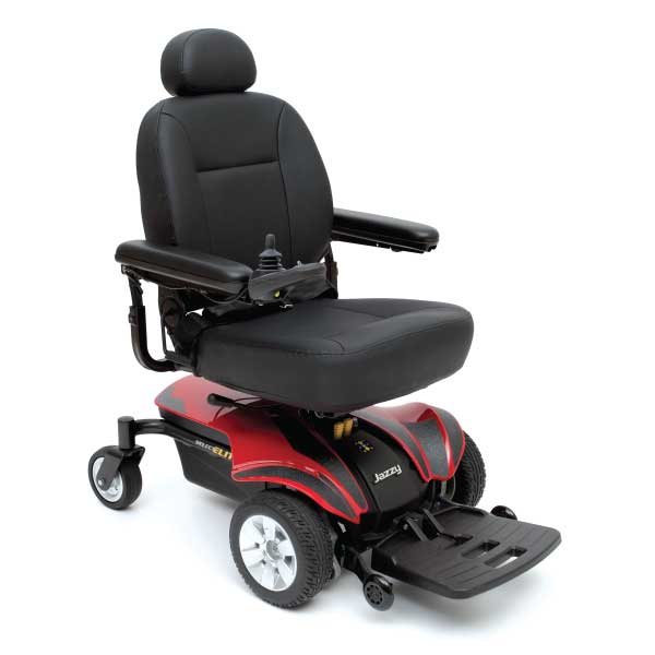 Pride Mobility Jazzy Select Elite Power Chair - Lewin Medical Supplies