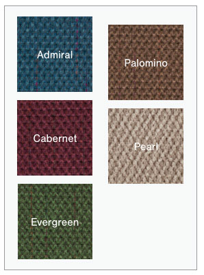 Maxicomforter fabric options.