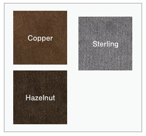 Power Saver & Regal Fabric Options