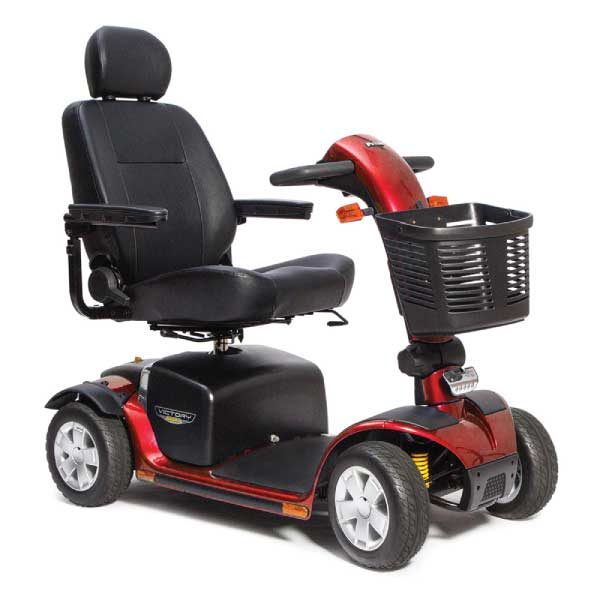 Pride Mobility Victory Sport Power Scooter