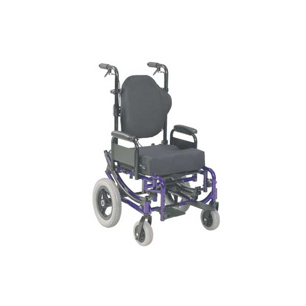 Invacare Spree 3G Pediatric Tilt-in-Space Wheelchair