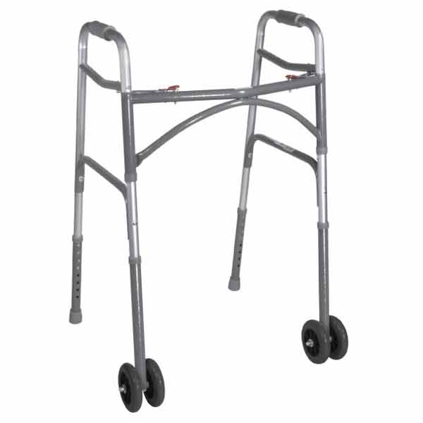 Photo of a bariatric walker.