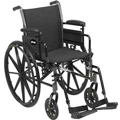 Lewin Medical Supply sells and rents Wheel Chairs.